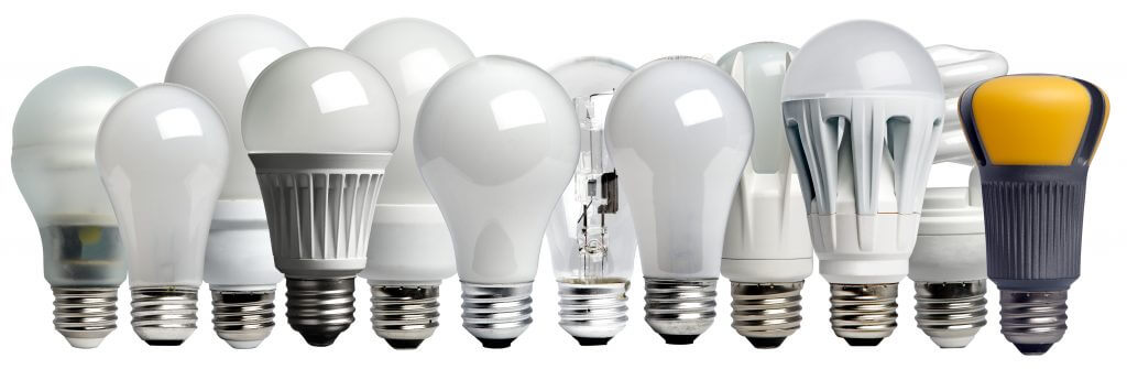 All of these light bulbs meets the new energy standards that take effect from 2012-2014.