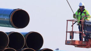 pipeline capacity NJ gas