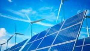 NJ solar wind energy