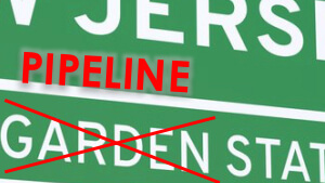 New Jersey garden state not pipeline PennEast
