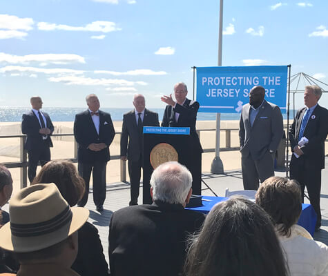 Gov. Murphy Signs Clean Energy Bill