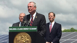 NJ Governor Murphy clean energy bill
