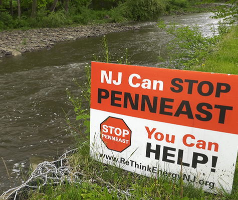 PennEast NJDEP application